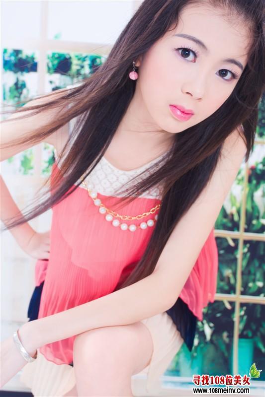 福建第一美女_陈彩琦,福建省美女,福建省平面模特--中国108位网络美女选美大赛