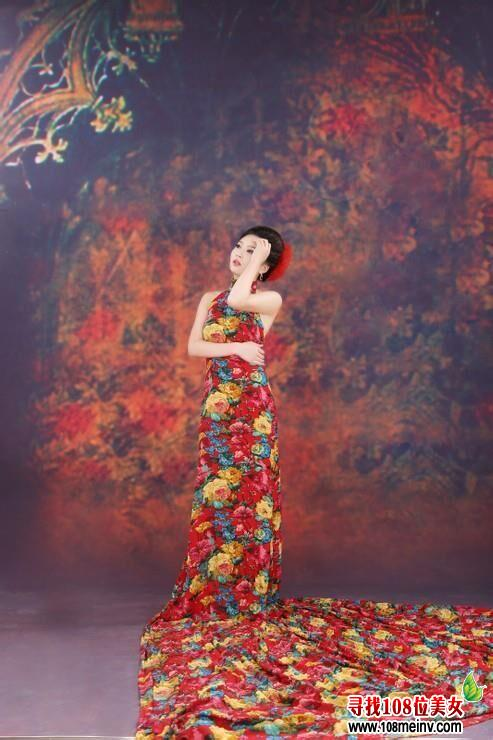 李思怡,河南省美女,河南省平面模特--中国108位网络